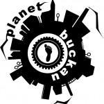 planet buckau - logo